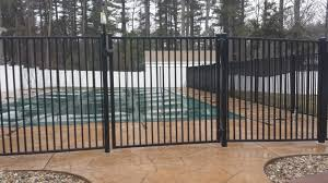 ornamental aluminum connecticut fence works