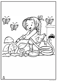 spring coloring pages 07