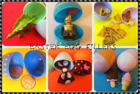 easter eggs filled with toys easter egg fillers for kids parents and kids