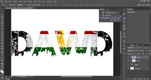 How To Draw A Waving Flag How To Do The Flag In The Text Effect In Photoshop Youtube