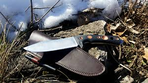 wallace edged toolstwo new bushcraft knives released by mike wallace