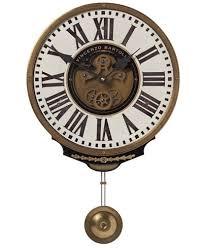 Wall Clocks Uttermost Vincenzo Bartolini Pendulum Wall Clock 11