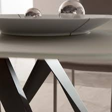 ozzio t246 bombo allungabile extendable table l 120 x 120