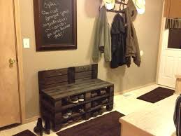 hall bench with shoe storage rustic foyer bench shoe storage hall