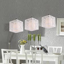 Multi Pendant Lighting Ivory Acrylic Three Light Multi Pendant Lights Downlight Shade