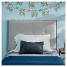Kids Fabric Headboard by Mixy Twin Upholstered Headboard Products Pinterest Products