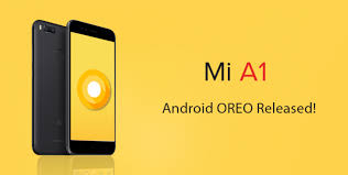 android community android o update for mi a1 has been rolled out update now mi