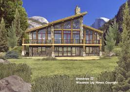 Log Houses Plans by Contemporary Log House Plans House Plans