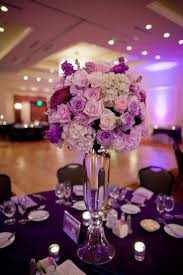 best 25 purple flower centerpieces ideas on pinterest purple