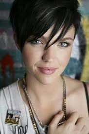 highlights in very short hair 26 best short haircuts for long face popular haircuts