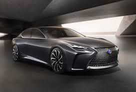 lexus coupe concept lexus video lexus lf fc the brand u0027s future flagship explores