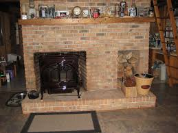Wood Stove Rugs Free Standing Wood Stove Vs Insert Hearth Com Forums Home
