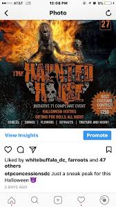 the haunted house an initiative 71 compliant event secret