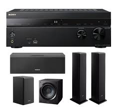 sony home theater receivers sony strdn1070 7 2 channel hi res wi fi network av receiver w