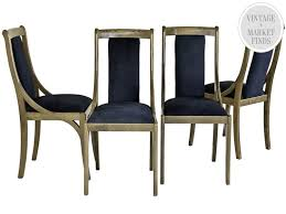 Dining Room Chairs Set Of 4 Furniture Cowhide Dining Chairs Luxury Cowhide Dining Chairs Set