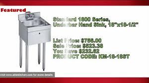 Most Popular Kitchen Sinks by Underbar Sink Workboard Most Popular Commercial And Restaurant