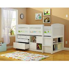 georgetown storage loft bed white bedroom pinterest lofts