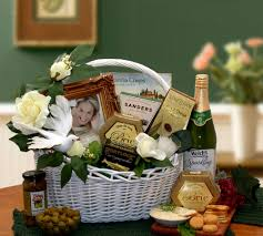 wedding gift baskets wedding gift basket ideas hayneedle