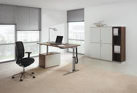Office Furniture Adjustable Height Desk by What Truly Defines A Modern Office Desk Urban Office Furniture