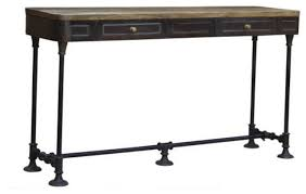 industrial console table with drawers console table design industrial console table with drawers for sale