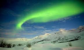 see the northern lights in lapland this christmas