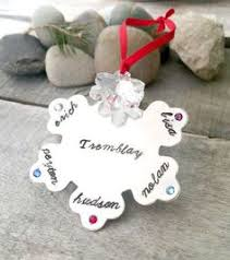 personalized birthstone ornaments white ornaments heart christmas ornament classic ornaments