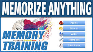 how to memorize fast and easily improve memory training