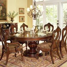 Round Glass Dining Table Set For 6 Modern Home Interior Design Round Dining Room Sets For 6