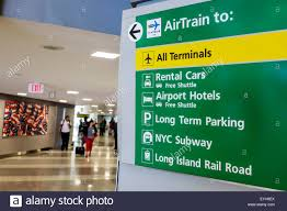 Map Of Jfk Airport New York by New York Queens John F Kennedy International Airport Jfk Inside