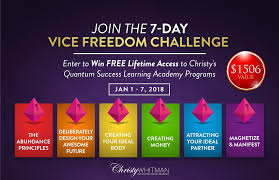 Challenge Vice Vice Freedom Challenge Opt In
