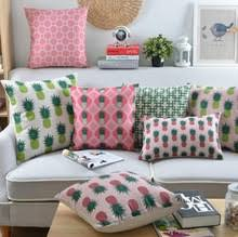 Pink Flamingo Home Decor Popular Pink Pineapple Pillow Buy Cheap Pink Pineapple Pillow Lots