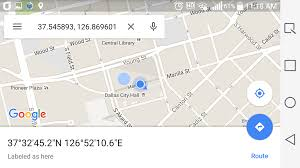 Map Of Usa With Coordinates by Simple Gps Coordinate Display Android Apps On Google Play