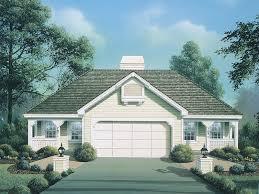Duplex With Garage Plans Cottage Grove Duplex Home Plan 007d 0095 House Plans And More