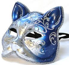 venetian mask venetian cat masks free venice souvneir postcards mailed from italy