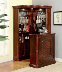 Vertical Bar Cabinet 50 Best Corner Bar Cabinet Ideas For Coffee And Wine Places