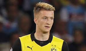 Marco Reus Hairstyle Revealed Arsenal And Man Utd Target Marco Reus Does Have A