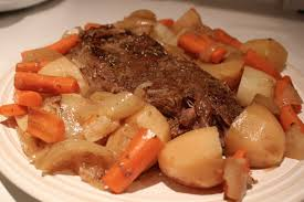 the hillbilly kitchen perfect pot roast youtube