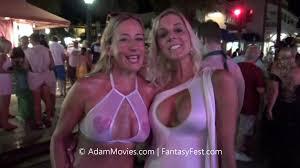 fantasy fest key west florida youtube