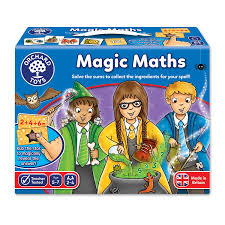 orchard toys magic maths game amazon co uk toys u0026 games