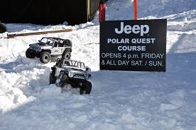 jeep wrangler snow the jeep polar quest at the 2014 winter x games the jeep blog