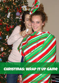 christmas wrap it up game paper balls wrapping papers and wraps