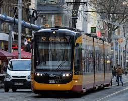 Neue K He Planen Sechs Citylink Bahnen Sind Wieder In Betrieb