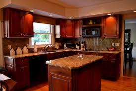 kitchen leigh updates her oak kitchen cabinets with caromal