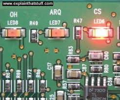 electronic components led lights how do diodes and light emitting diodes leds work