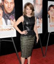 tina fey to people worried about growing threat