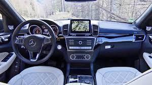 mercedes interior 2016 mercedes gls class interiors