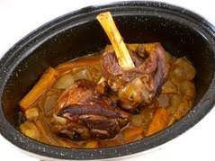 cuisiner souris d agneau au four recette de souris d agneau au four cuisson lente avec carottes