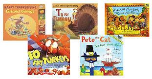 thanksgiving books for