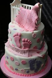 baby shower cake ideas for girl pink baby shower cake ideas best 25 girl ba shower cakes ideas