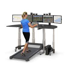Stand Up Desk Exercises Height Adjustable Uplift Treadmill Standing Desk Afcindustries Com